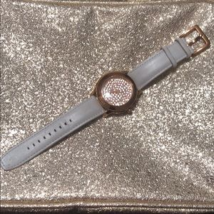 DKNY Rose-gold watch
